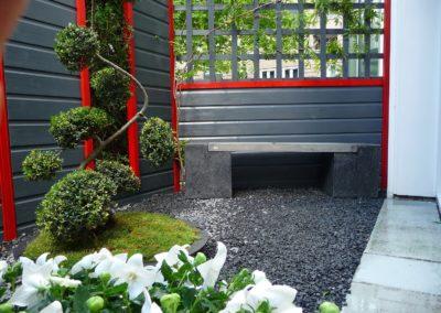 Japanse patio